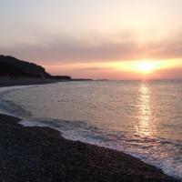 日本海は綺麗