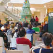 12月18日(日) さくら環境センターにてコンサート開催しました