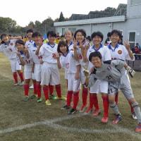 U-15県リーグ FCスピカ戦 成長を感じる1年生!