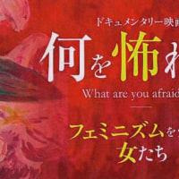 「何を怖れる」上映会