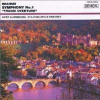ブラームス -交響曲第1番 [クルト・ザンデルリンク:指揮] 2000年作品