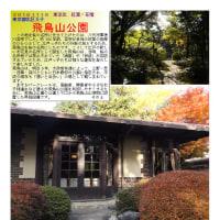 散策 「東京中心部北 347」 飛鳥山公園