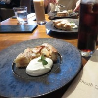 Thrush Cafe@八芳園