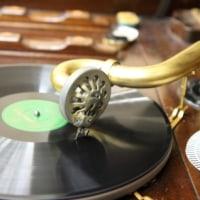 田村悟史コレクション、SPレコードと蓄音機