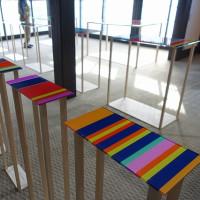 茨城県芸術祭「Life Stripe」