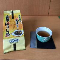 秋の味覚の共に「黒豆入り玄米ほうじ茶」