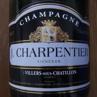 CHAMPAGNE J. CHARPENTIER BRUT TRADITION