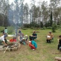 原野のもりの木育ひろば2016.9.3(土)