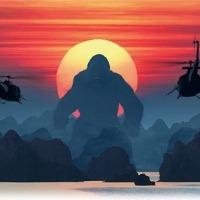 キングコング:髑髏島の巨神★★★★