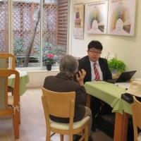 メガネと補聴器の相談会、開催しました。