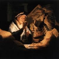 レンブラント(6) 「愚かな金持ちの喩え」