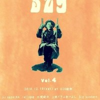 12.10(sat)big scooters主催three-two-nine part4@GIG昭和