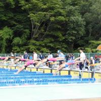 第63回県高体連 水泳大会最終日