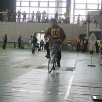 第12回交通安全高齢者自転車大会参加準優勝に輝く