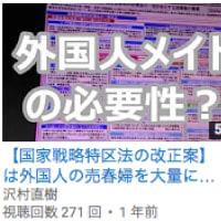 東京都と大阪は移民特区(移民特別区域)になっている【毎年34万人・すでに移民230万人】