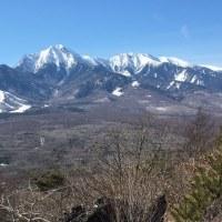 初の冬山、飯盛山