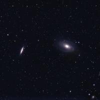 M81-M82銀河