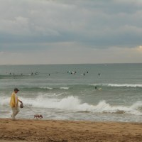 10月16日御宿海岸