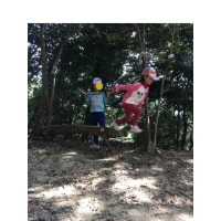 京都  子どもと一緒に山歩き