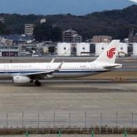 中国国際航空 A321 FUK