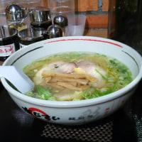 「あじさい」の塩拉麺