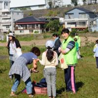 2016/10/16地域清掃(子供会)