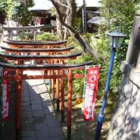 五条天神社&花園稲荷神社