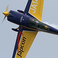 ウィスキーパパ、11月下旬は2週連続で航空イベントに参加