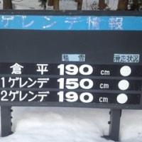 2月28日 ホワイトバレースキー場