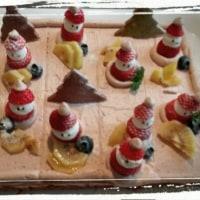 我が家のクリスマスケーキは