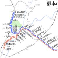 熊本紀行⑰ちんちん電車