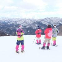 峰方スキー場スノーシュー