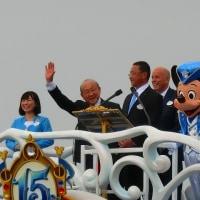 週末は家族旅行でディズニー舞浜でした