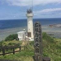 灯台と百合