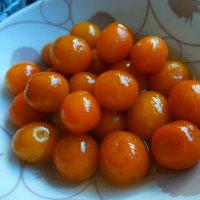 *今年、2回目の金柑の甘蜜作り・・・♪