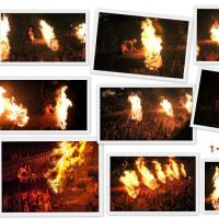 日本三大火祭り・大善寺玉垂宮の鬼夜