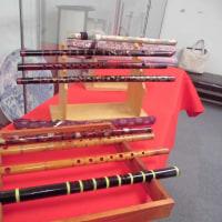 播州城山流しの笛(篠笛)  赤穂義士教室(赤穂ハーモニーホール)