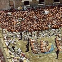米国のアッチカ刑務所で暴動を起きた。