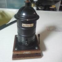 吉モズの長年愛用しているコーヒーミル・サイフオンフォトエッセイが入賞