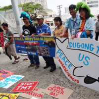 IUCN Protesters: The Military Is Destroying The Planet