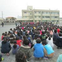 今日の学校風景【3月23日(木)】