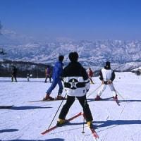 気軽に!温泉とスキー場 北陸新幹線で