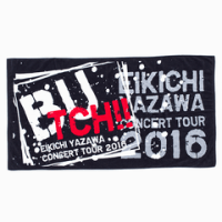 「BUTCH!!」ツアーグッズ先行発売のお知らせ DIAMOND MOON(10/18〜)・ONLINE SHOP(10/25〜)