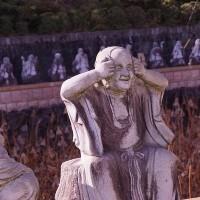 興禅寺の五百羅漢