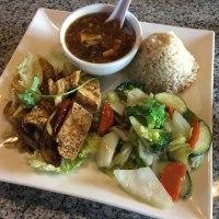 ランチ at Cafe Trang