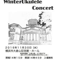 WinterUkuleleConcert