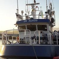 漁船が漂流   スペイン