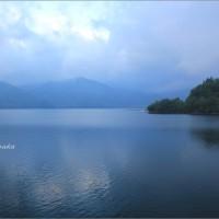 時には神秘の中禅寺湖