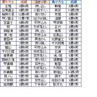 大相撲03月場所12日目