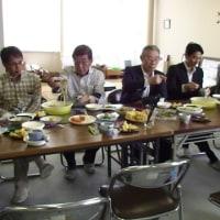 そば打ちサークルの例会  ~平成28年度第2回~    富山県支部